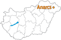 anarcs map
